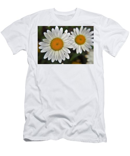 Daisy Dew Men's T-Shirt (Athletic Fit)