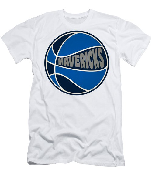 Dallas Mavericks Retro Shirt Men's T-Shirt (Athletic Fit)