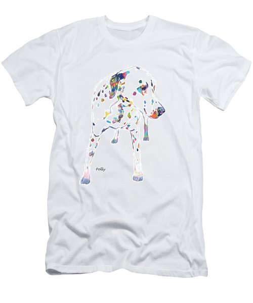 Dalmatian Men's T-Shirt (Athletic Fit)