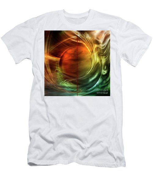 Dance In Color Symphony Men's T-Shirt (Athletic Fit)