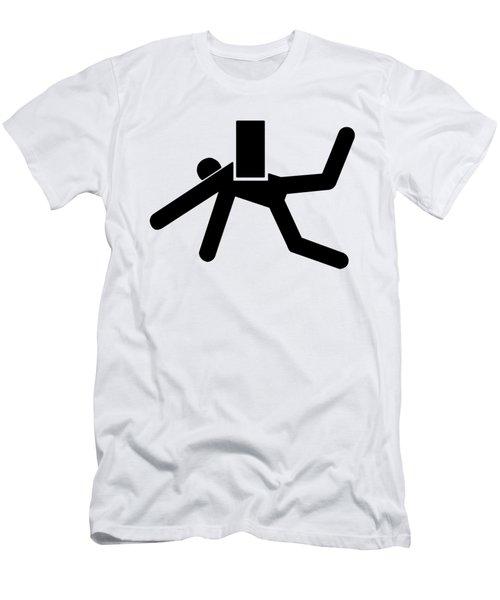 Danger Men's T-Shirt (Athletic Fit)