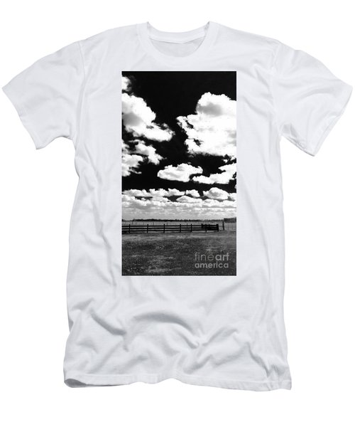 Dark Country, La.  Men's T-Shirt (Athletic Fit)