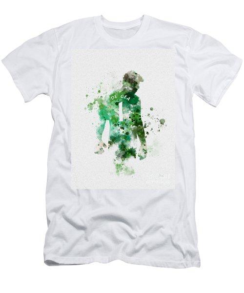 David De Gea Men's T-Shirt (Athletic Fit)