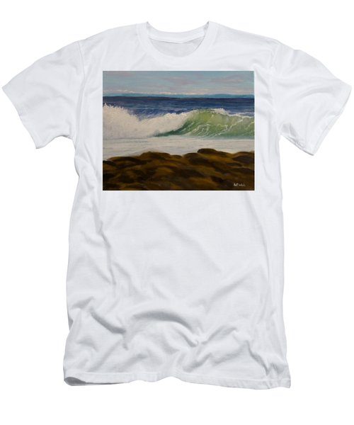 Day After The Storm Men's T-Shirt (Athletic Fit)