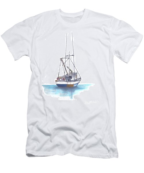 Days End Men's T-Shirt (Slim Fit) by Terry Frederick