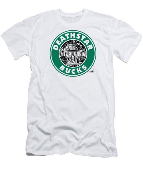 Deathstar Bucks Men's T-Shirt (Athletic Fit)