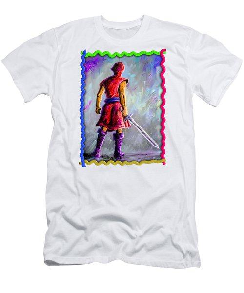 Debt Collector Men's T-Shirt (Athletic Fit)