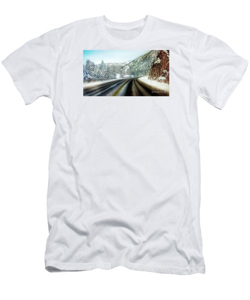 December Drive 4 Men's T-Shirt (Athletic Fit)