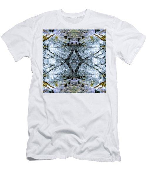 Deciduous Dimensions Men's T-Shirt (Athletic Fit)