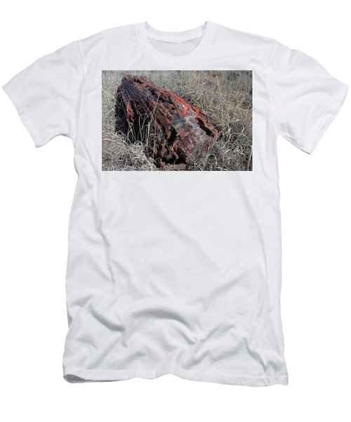 Men's T-Shirt (Slim Fit) featuring the photograph Defying Eternity by Gary Kaylor