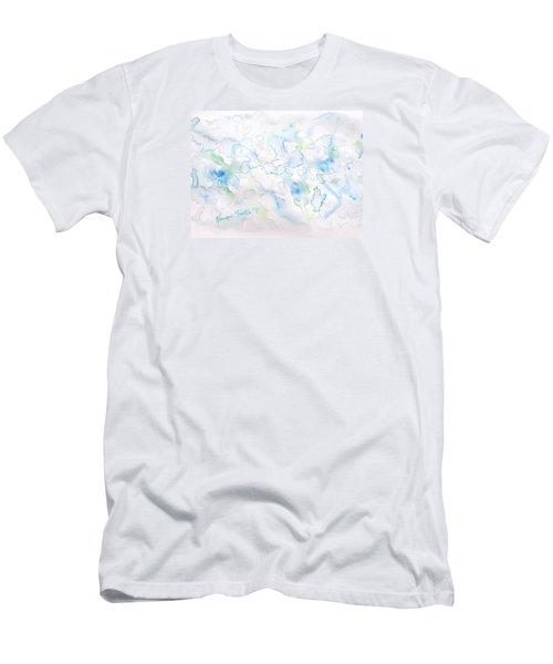 Delicate Elegance Men's T-Shirt (Athletic Fit)