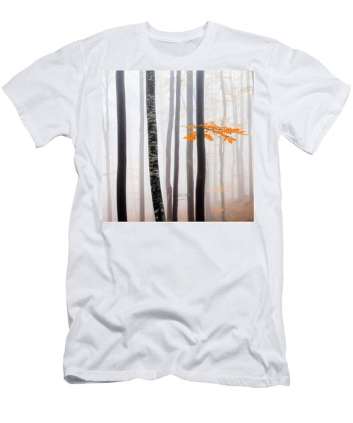 Delicate Forest Men's T-Shirt (Athletic Fit)