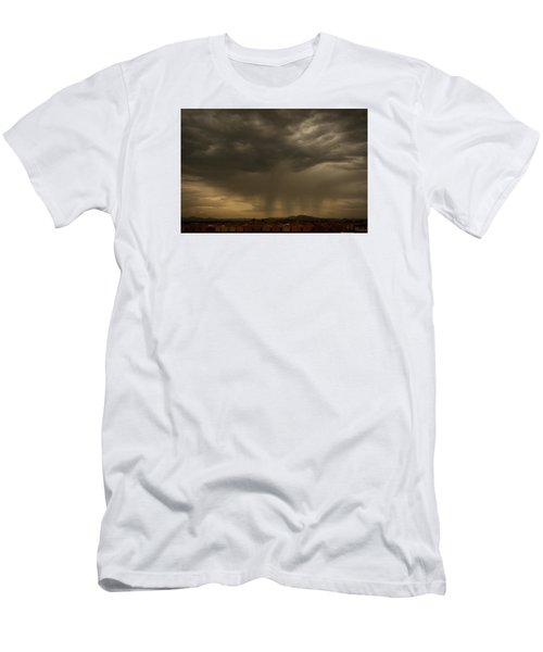 Deliver The Rain Men's T-Shirt (Athletic Fit)
