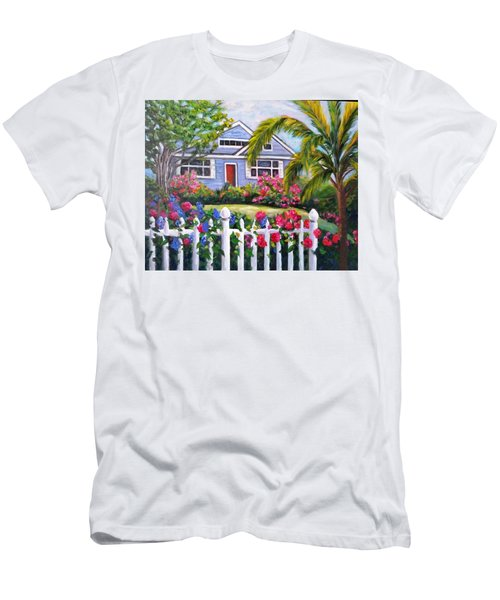 Delray Beach Men's T-Shirt (Athletic Fit)