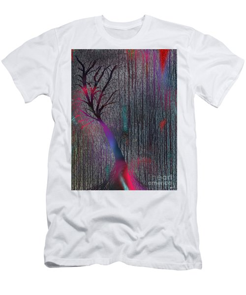 Depth Of Dreams Men's T-Shirt (Slim Fit) by Yul Olaivar