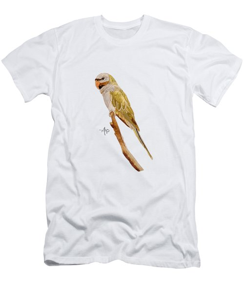 Derbyan Parakeet Men's T-Shirt (Athletic Fit)