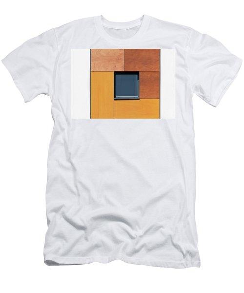 Derbyshire Window Men's T-Shirt (Athletic Fit)