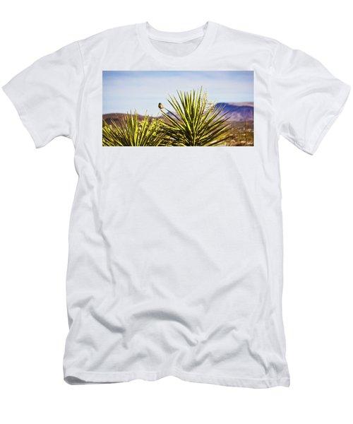 Desert Life Men's T-Shirt (Athletic Fit)