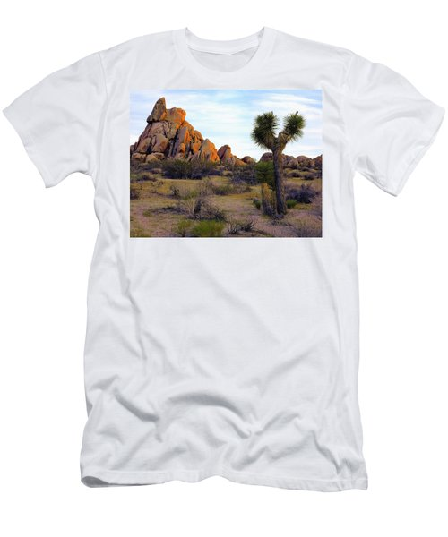 Desert Soft Light Men's T-Shirt (Athletic Fit)