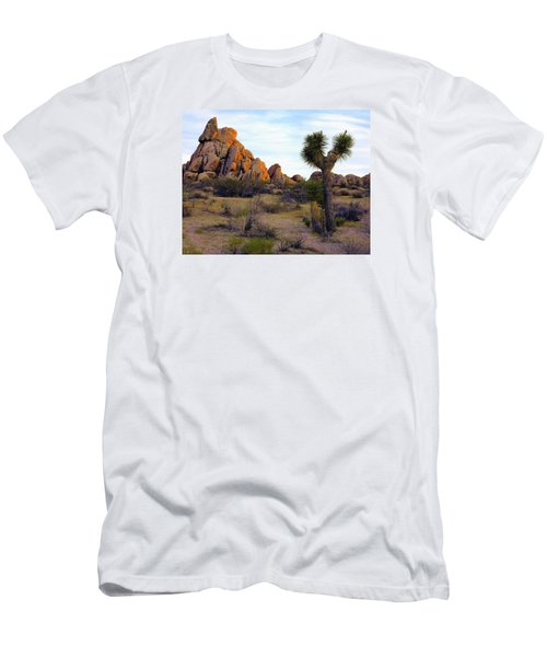 Desert Soft Light Men's T-Shirt (Athletic Fit)