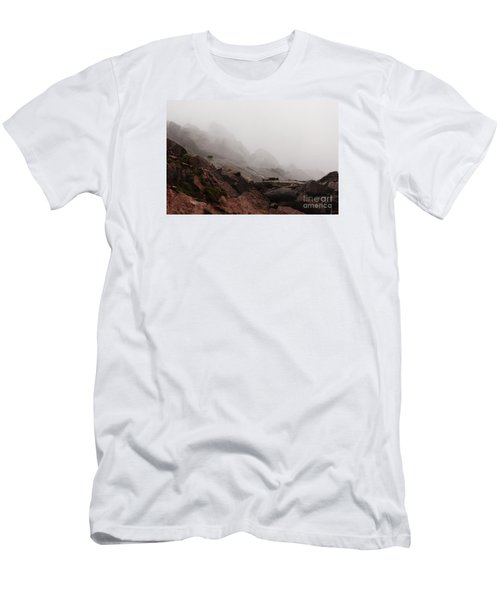 Men's T-Shirt (Slim Fit) featuring the photograph Still Untouched By Men by Dana DiPasquale