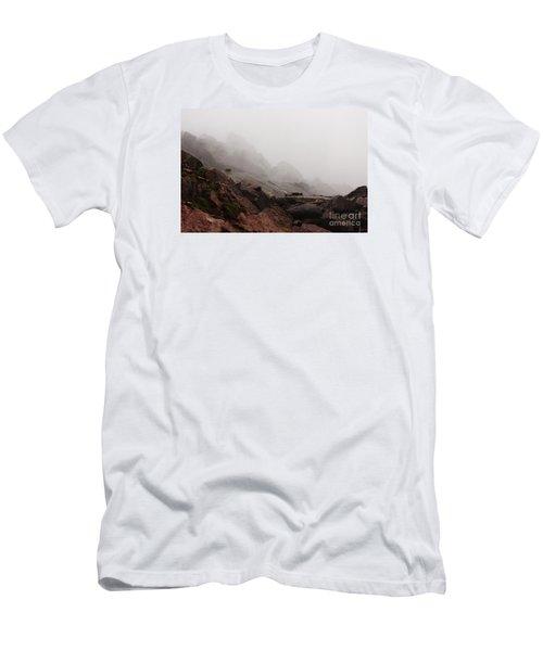 Still Untouched By Men Men's T-Shirt (Athletic Fit)