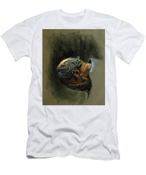 Despair. Why Are You Downcast? Men's T-Shirt (Athletic Fit)