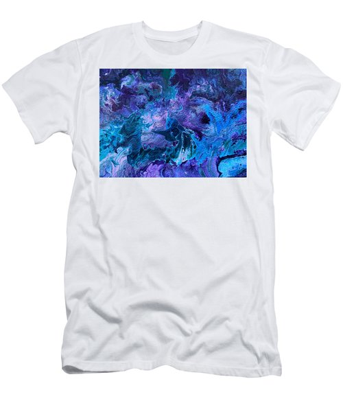 Detail Of Waves 5 Men's T-Shirt (Athletic Fit)