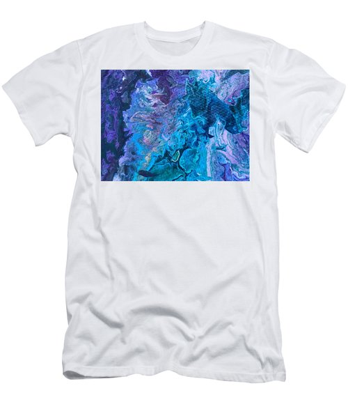 Detail Of Waves 6 Men's T-Shirt (Athletic Fit)