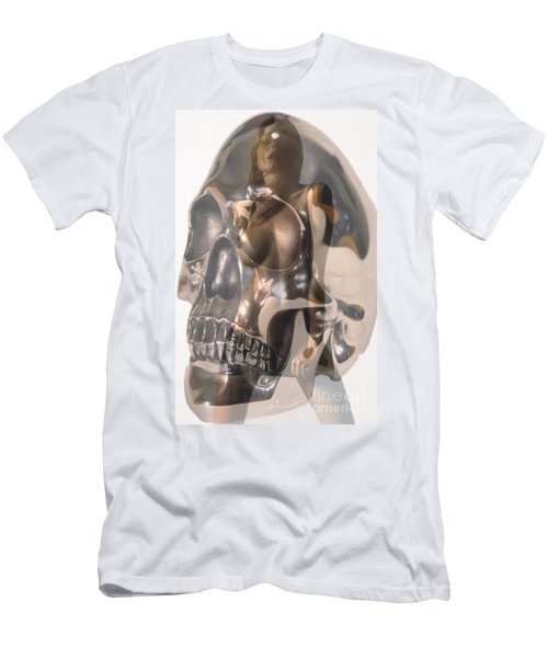 Men's T-Shirt (Slim Fit) featuring the photograph Devils Dance by Tbone Oliver