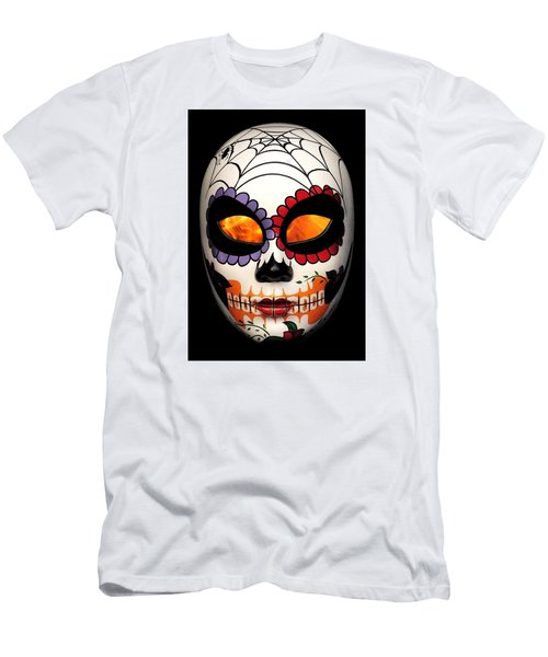 Dia De Los Muertos Men's T-Shirt (Athletic Fit)