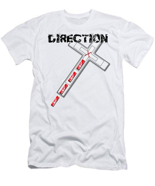 Direction Men's T-Shirt (Athletic Fit)