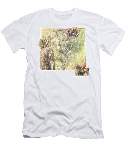 Dirty Slumber Part Two Men's T-Shirt (Athletic Fit)