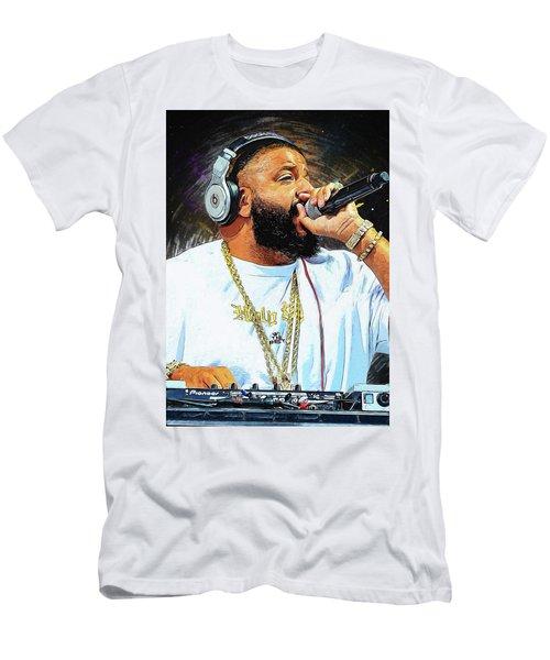 Dj Khaled Men's T-Shirt (Athletic Fit)