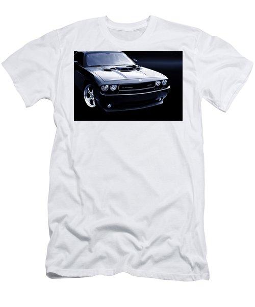 Dodge Challenger Blackbird Sr-71 Men's T-Shirt (Athletic Fit)