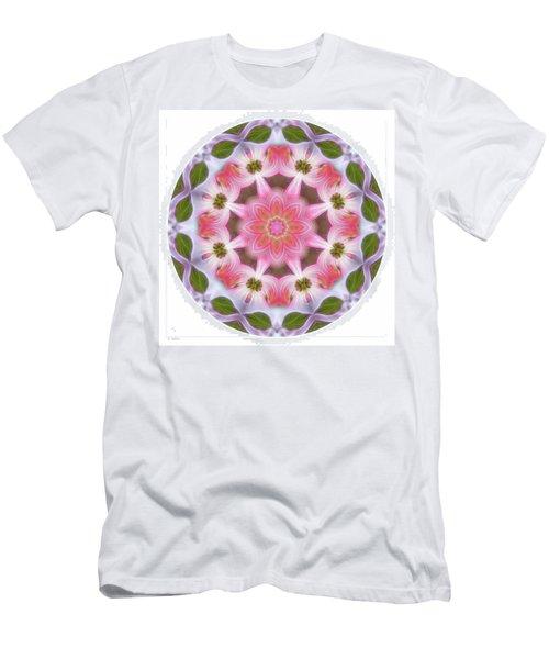 Dogwood Energy Mandala Men's T-Shirt (Athletic Fit)