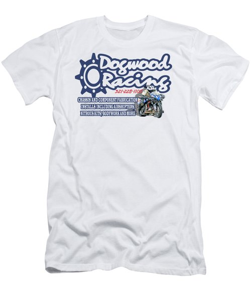 Dogwood Racing T001 Men's T-Shirt (Athletic Fit)