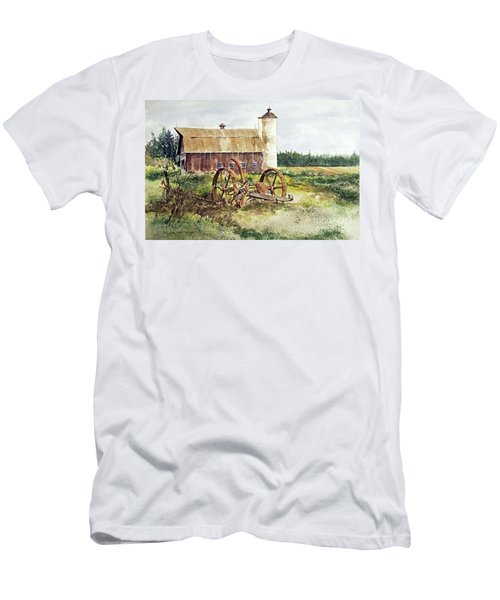 Door County Men's T-Shirt (Athletic Fit)