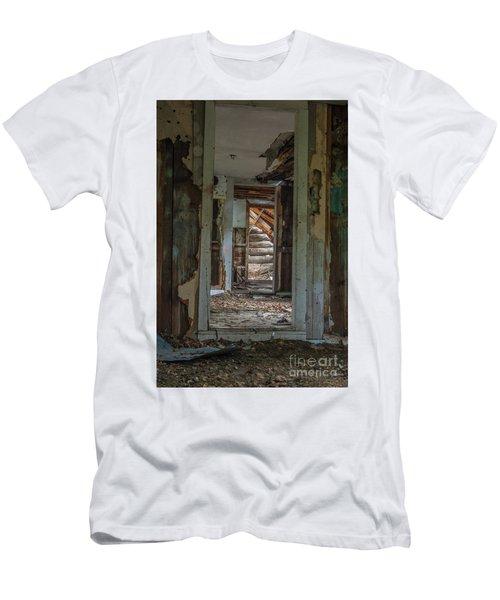 Doorways Men's T-Shirt (Athletic Fit)