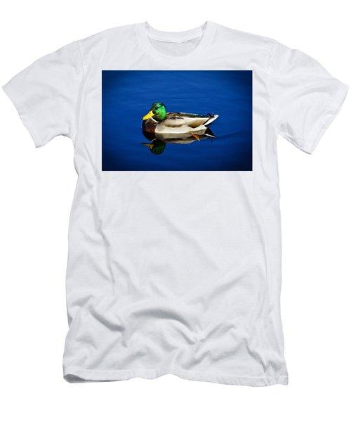 Double Duck Men's T-Shirt (Athletic Fit)