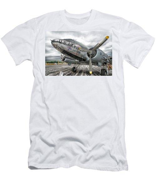 Douglas C-47 Skytrain Men's T-Shirt (Athletic Fit)