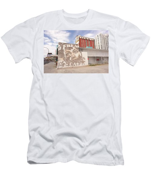 Downtown After Men's T-Shirt (Athletic Fit)