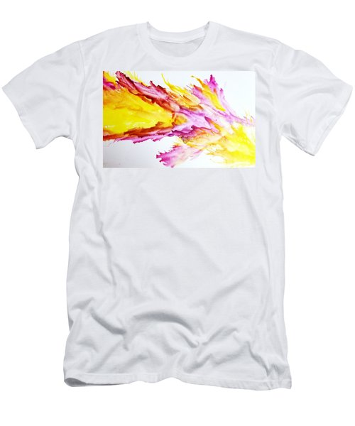 Dragon Breath Men's T-Shirt (Athletic Fit)