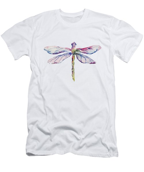 Dragonfly I Men's T-Shirt (Athletic Fit)