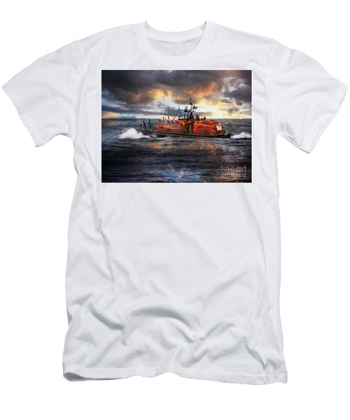 Dramatic Once More Unto The Breach  Men's T-Shirt (Athletic Fit)