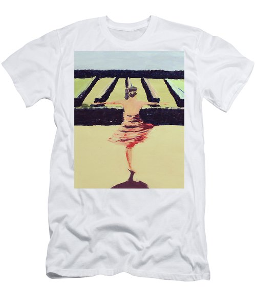 Dreams Of A Dancer Men's T-Shirt (Athletic Fit)