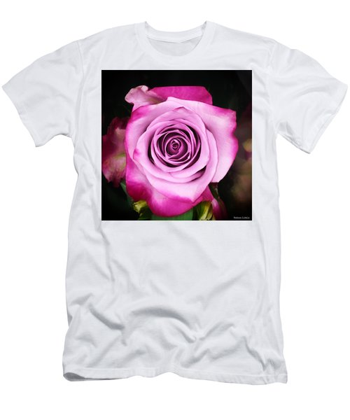 Dreamy Pink Men's T-Shirt (Athletic Fit)