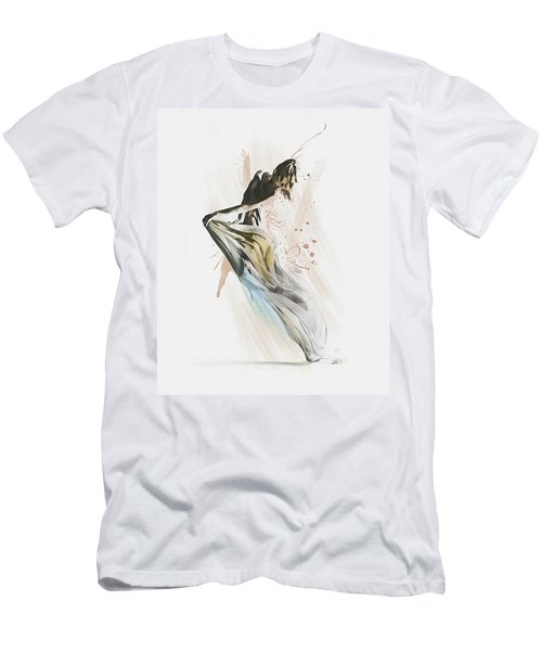 Drift Contemporary Dance Men's T-Shirt (Athletic Fit)