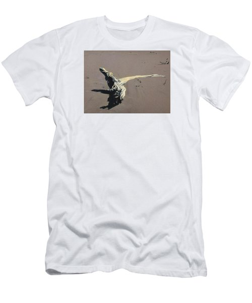 Coastal Driftwood Men's T-Shirt (Athletic Fit)