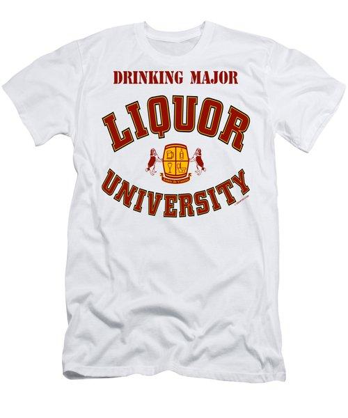 Drinking Major Men's T-Shirt (Athletic Fit)